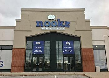 Burlington mattress store Nookz