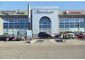 Grande Prairie car dealership Nor-Lan Chrysler