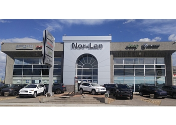 Grande Prairie car dealership Nor-Lan Chrysler Dodge Jeep Ram