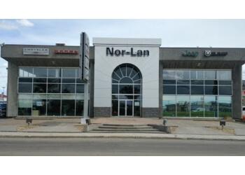 Grande Prairie car dealership Nor-Lan Ram Dodge Jeep