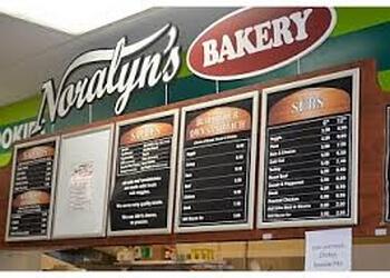 Fredericton sandwich shop Noralyn's Bakery, Sub & Sandwich Shop