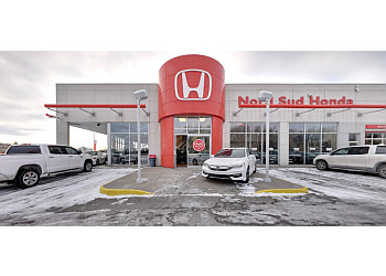 Saint Jerome car dealership Nord Sud Honda