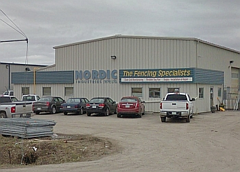 Saskatoon fencing contractor Nordic Industries Ltd.