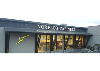 Kelowna custom cabinet Norelco Cabinet Solutions