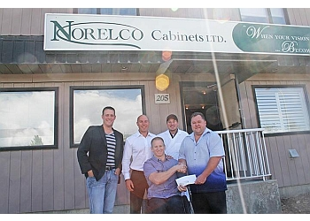 Norelco Cabinets