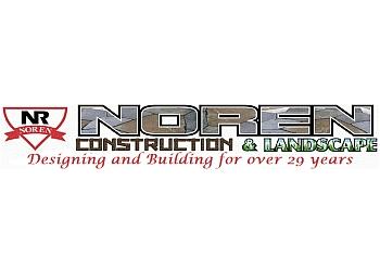Orangeville landscaping company Noren Construction & Landscape