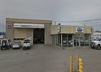 Prince George auto body shop Norgate Auto Body Ltd.