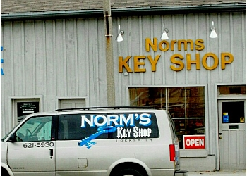 Cambridge locksmith Norms Key Shop