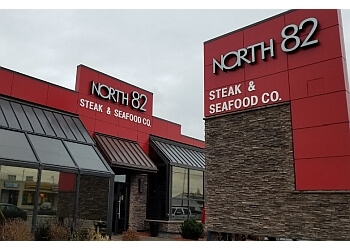 Sault Ste Marie steak house North 82 Restaurant