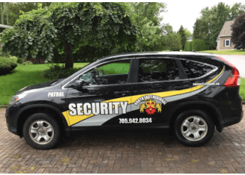 Sault Ste Marie security guard company North East Regional Security Inc.