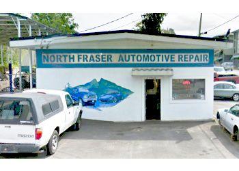 Maple Ridge car repair shop North Fraser Automotive Repair