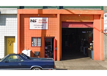 North Vancouver car repair shop North Shore Auto Repair