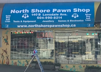 North Vancouver pawn shop North Shore Pawn Shop
