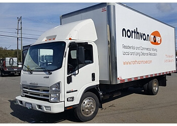 North Vancouver moving company North Van Mover