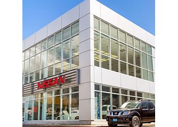 North Vancouver car dealership North Vancouver Nissan