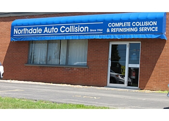 Waterloo auto body shop Northdale AutoBody & Collision