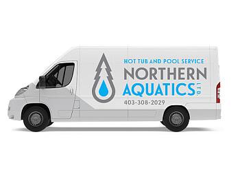 Lethbridge pool service Northern Aquatics Ltd.