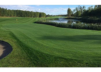 Sherwood Park golf course Northern Bear Golf Course