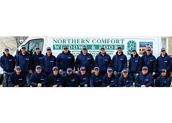 Newmarket window company Northern Comfort Windows & Doors ltd.