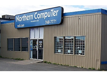 Thunder Bay computer repair Northern CompuTer Innovations Ltd.