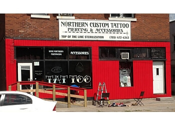North Bay tattoo shop Northern Custom Tattoo