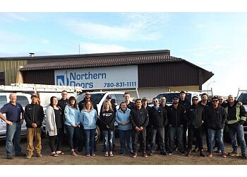 Grande Prairie garage door repair Northern Doors