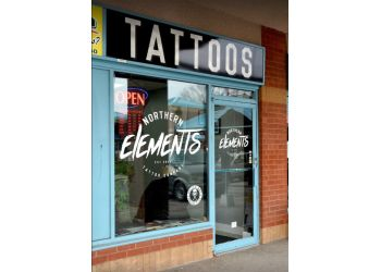 Pickering tattoo shop Northern Elements Tattoo Company