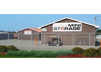 Sudbury storage unit Northern Mini Storage