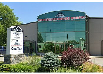 Orillia window company Northern Performance Windows Inc.