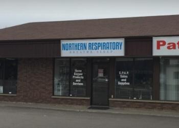 Thunder Bay sleep clinic Northern Respiratory Thunder Bay