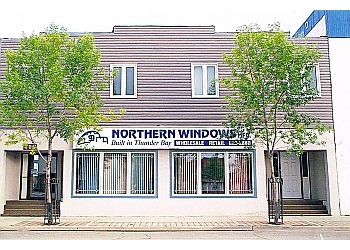 Thunder Bay window company Northern Window & Door Manufacturing Ltd.