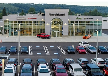 Prince George car dealership Northland Chrysler Dodge Jeep Ram