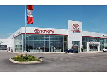 Sault Ste Marie car dealership Northside Toyota