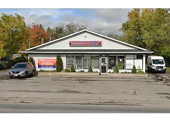 Belleville dry cleaner Northtown Cleaners