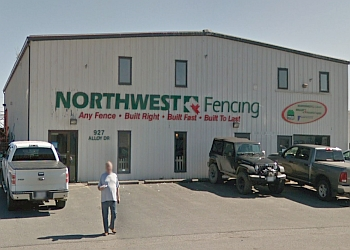 Thunder Bay fencing contractor Northwest Fencing