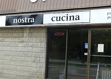 Kitchener italian restaurant Nostra Cucina