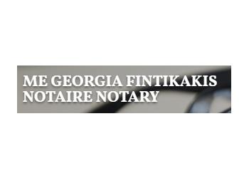 Dollard des Ormeaux notary public Notaire Georgia Fintikakis