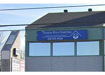 Blainville notary public Notaire Rive Nord Inc.