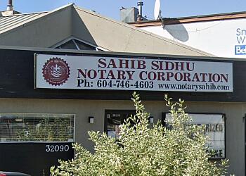 Abbotsford notary public Notary Sahib