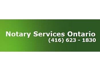 Oakville notary public Notary Services Ontario