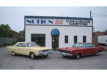 Notion Auto Body