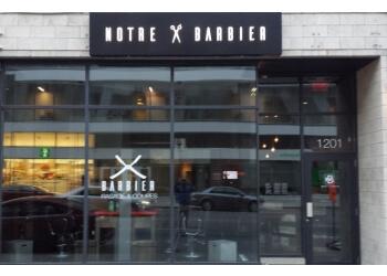 Montreal barbershop Notre Barbier