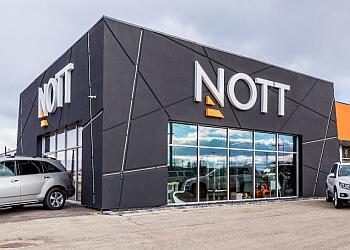 Winnipeg used car dealership Nott Autocorp