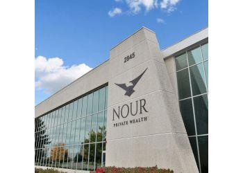 Oakville financial service  Nour Private Wealth Inc.
