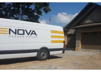 Brantford garage door repair Nova Garage Doors