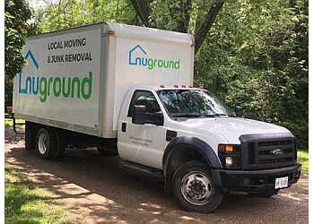 Caledon moving company NuGround
