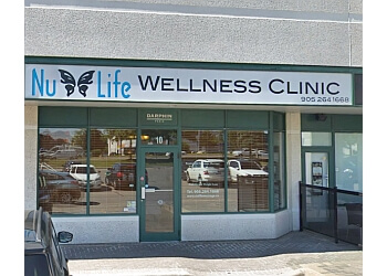 Vaughan massage therapy Nu Life  Wellness