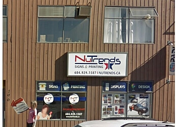 North Vancouver sign company NuTrends Signs & Printing