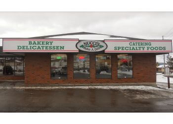 Thunder Bay cake Nucci's Bake A Deli