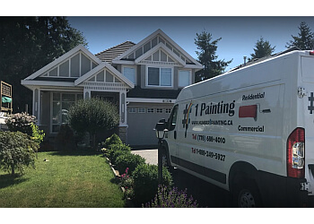 New Westminster painter Number 1 painting